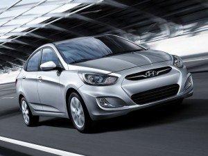 Оновлений Hyundai Accent: розширена комплектація та економніший двигун