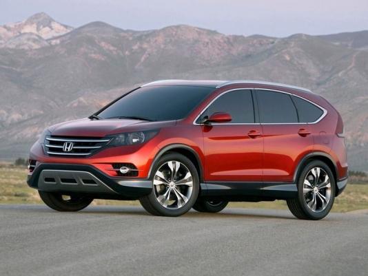Honda оголосив ціну нового CR-V