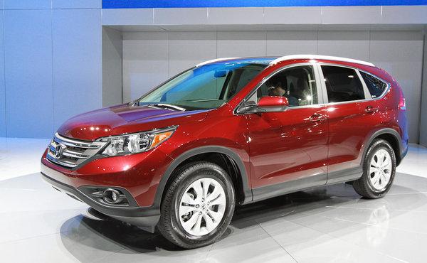 Нову Honda CR-V показали офіційно