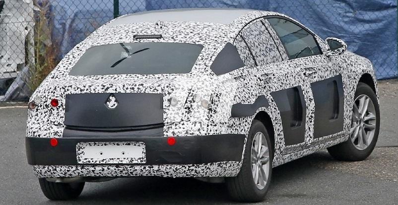Opel Insignia 2016: перші зображення