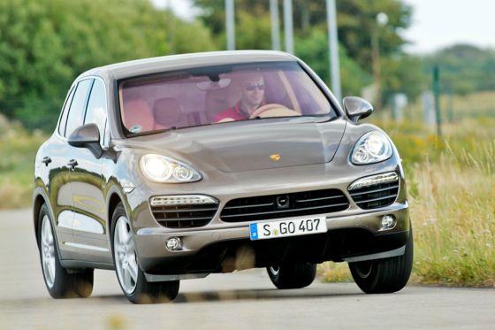 Porsche оголошує про найбільше відкликання у своїй історії