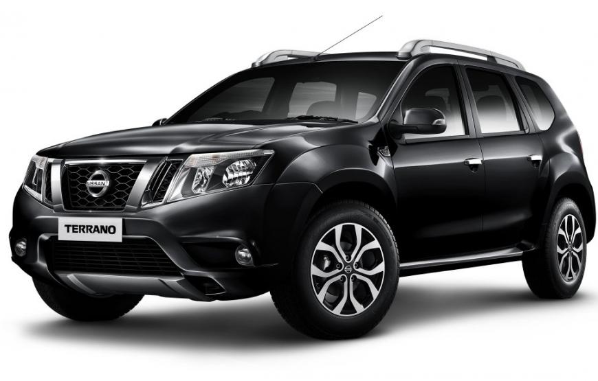 Nissan Terrano 2018: офіційна інформація та зображення