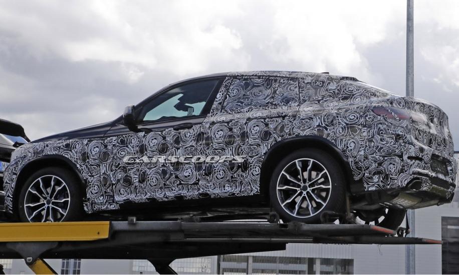BMW X4 2018: нове покоління кросовера готове
