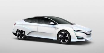 Honda офіційно представила водневий концепт FCV
