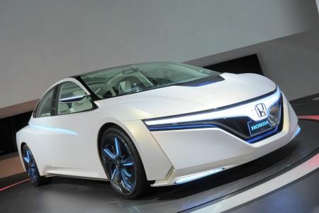 Футуристичний гібрид Honda AC-X