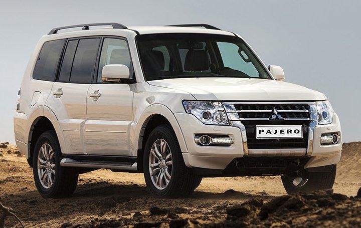 Mitsubishi Pajero: що відомо про майбутній позашляховик?