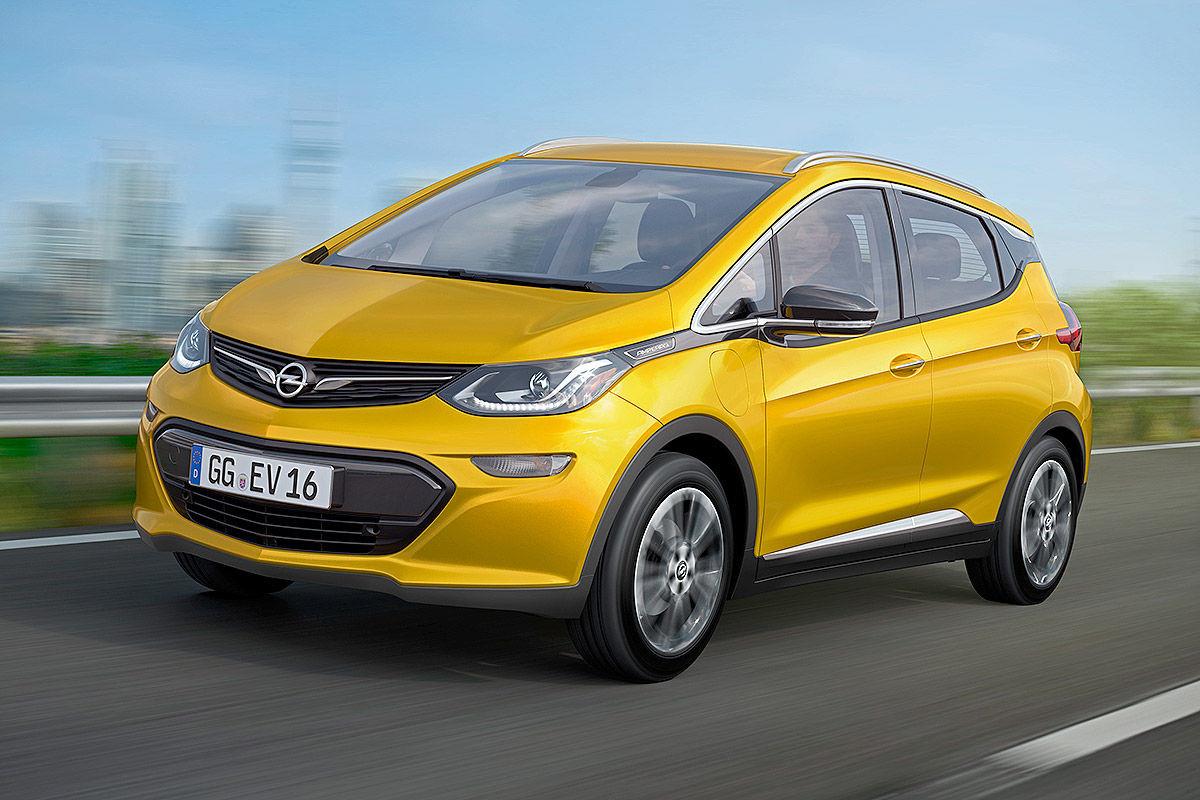 У 2017 році Opel виведе на ринок
