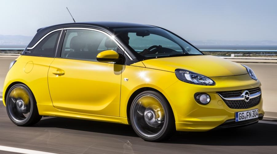 Opel Adam: технічна інформація про новинку