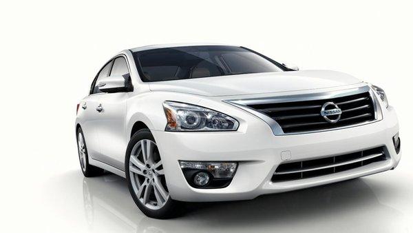 У США показали нову Nissan Altima (Teana)