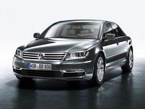 Volkswagen Phaeton нового покоління