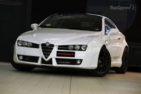 Alfa Romeo RF-Brera від Romeo Ferraris