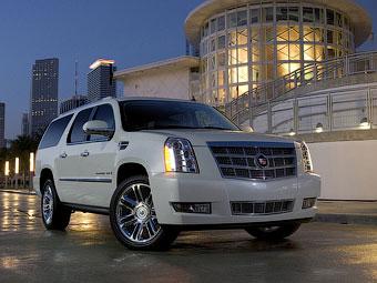 Cadillac Escalade неможливо викрасти