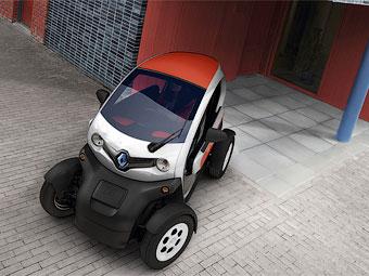 У Франції почалися продажі маленького електрокара Renault