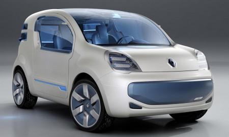 Renault Kangoo Z.E. назвали кращим фургоном в світі