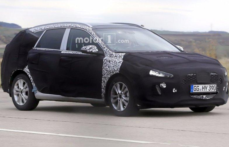 Hyundai i30 2017: перші фото нового