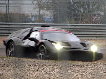 У Фіорано зняли новий суперкар Ferrari