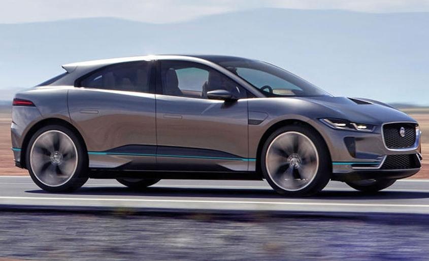 Перший електричний кросовер Jaguar I-Pace отримав запас ходу 500 кілометрів
