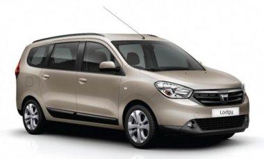 Dacia презентувала мінівен Lodgy