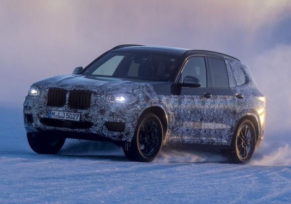 BMW X3 2018: нова інформація про кросовер