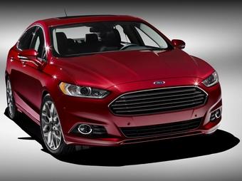 Компанія Ford показала новий седан Fusion (Mondeo)