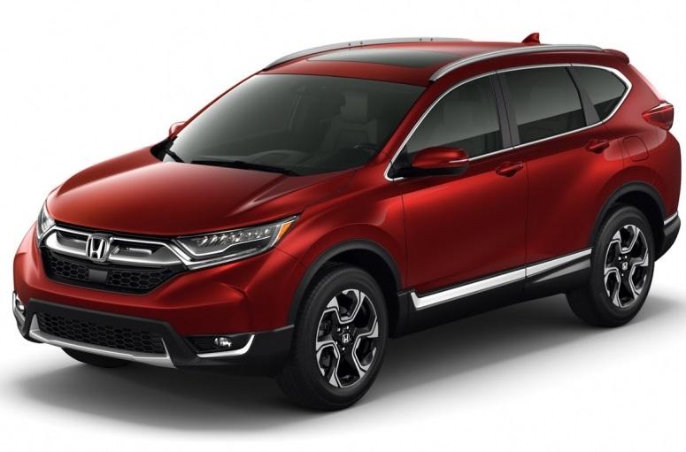 Honda CR-V 2017: яким буде новий кроссовер?