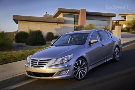 Hyundai представляє Genesis модельного ряду 2014