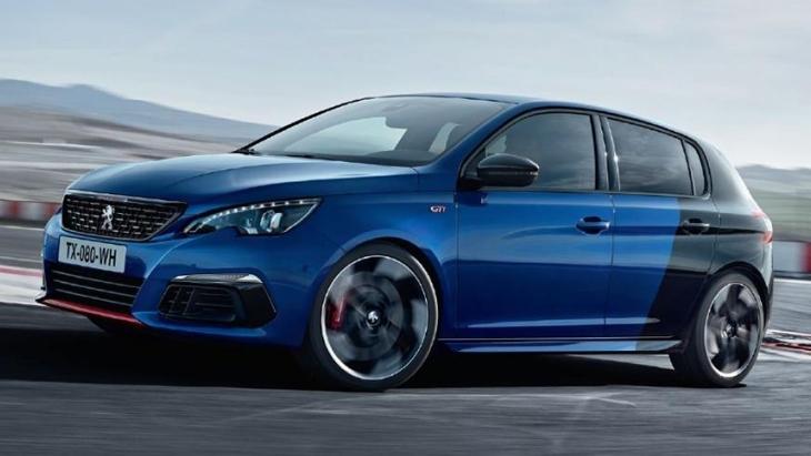 Новий Peugeot 308 розсекретили в мережі