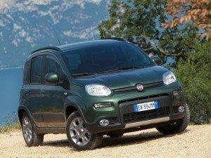 Кросовер Fiat Panda 4х4 вже готовий