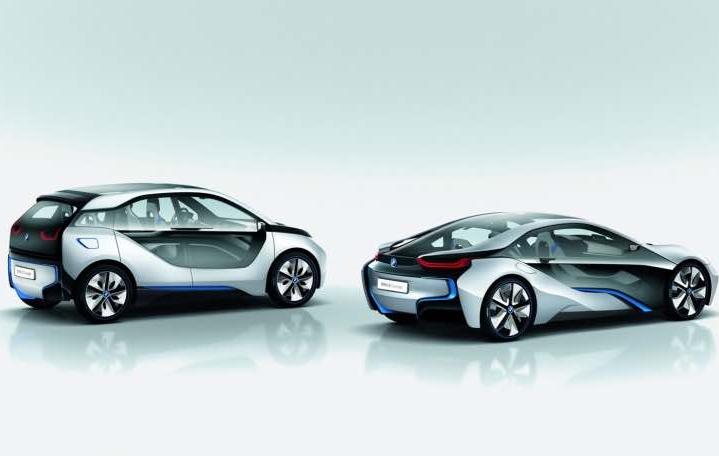 BMW i5: що відомо про новий
