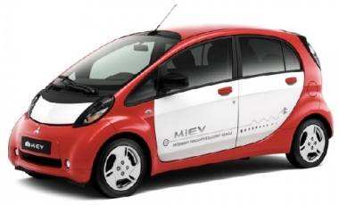 Електромобіль Mitsubishi i-MiEV приїде в Україну