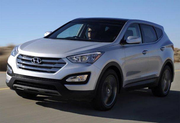 Новий Hyundai Santa Fe - від 255 000 гривень