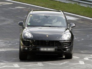 Кросовер Porsche Macan