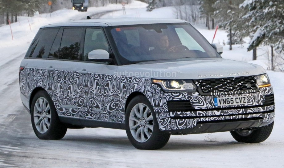Range Rover 2017: нове покоління