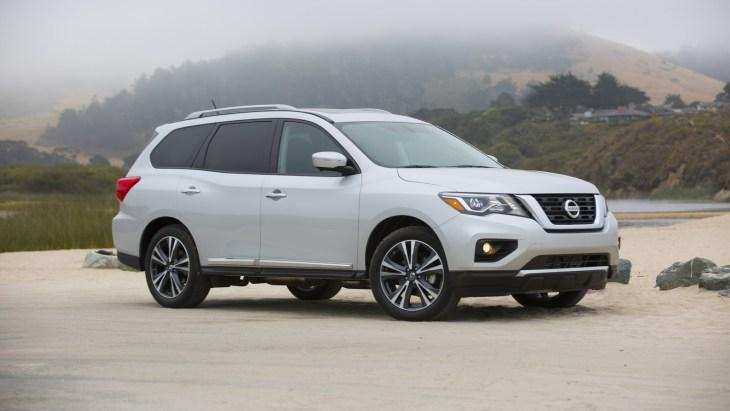 Nissan Pathfinder 2018: позашляховик зазнав значних змін