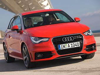 Audi готує до прем'єри кабріолет A1