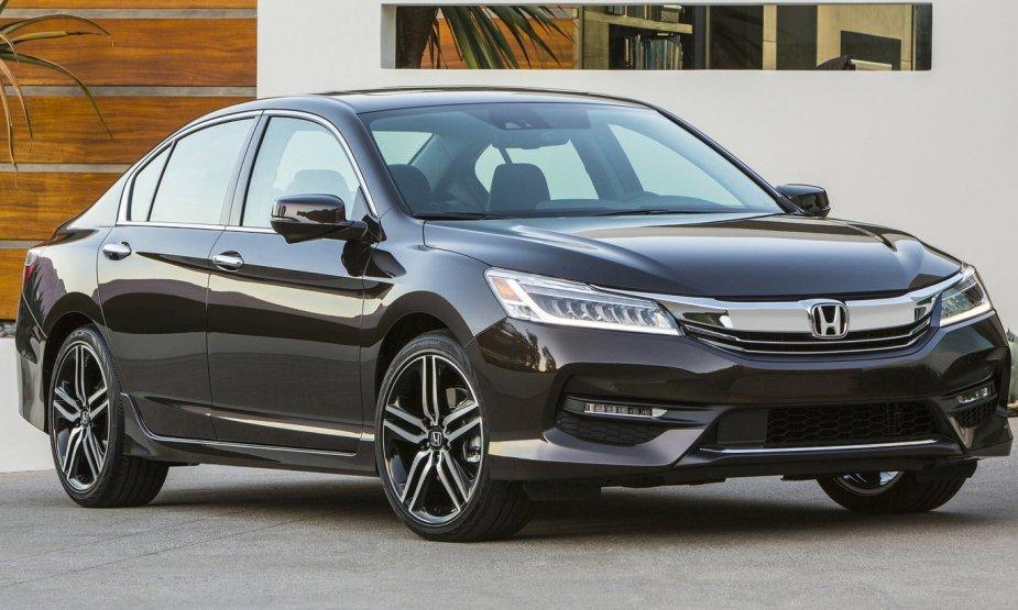 Cедана Honda Accord можуть повернути на автомобільний ринок