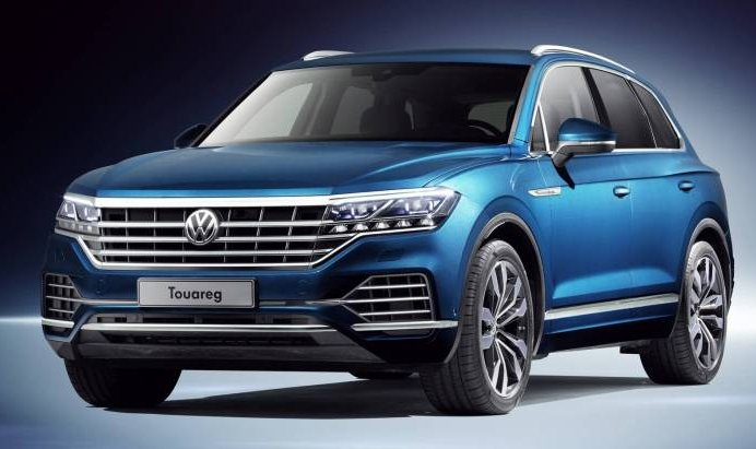 Офіційно: Volkswagen представив новий Touareg