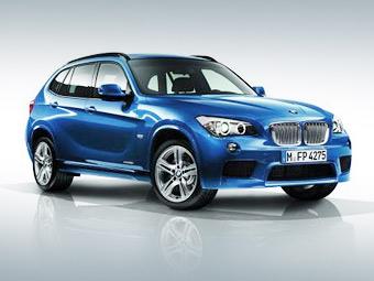 BMW X1 отримає 320-сильну версію M Performance