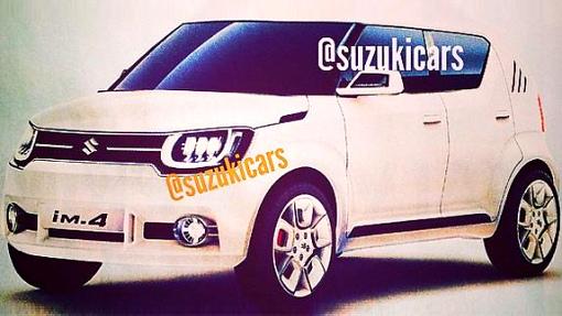 Suzuki: перші фото двох нових автомобілів