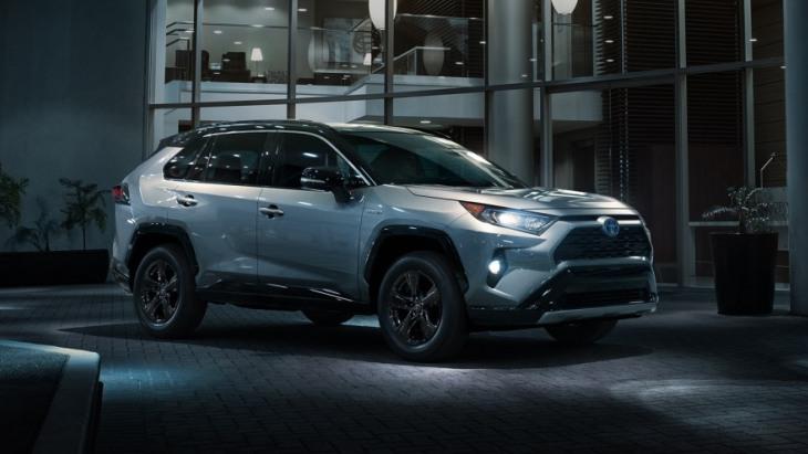 Новий Toyota RAV4 стане ще більшим
