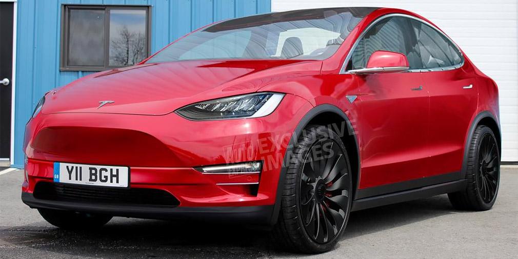 Tesla Model Y: остання інформація