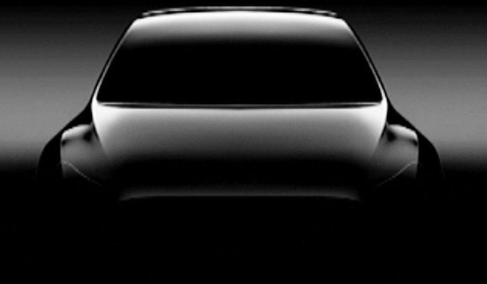 Tesla Model Y: перше офіційне зображення
