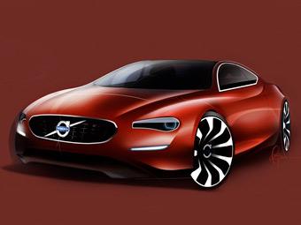 Дизайнер Volvo намалював сучасний варіант класичного спорткара P1800