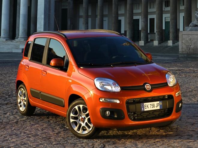 Новий Fiat Panda вже в Україні