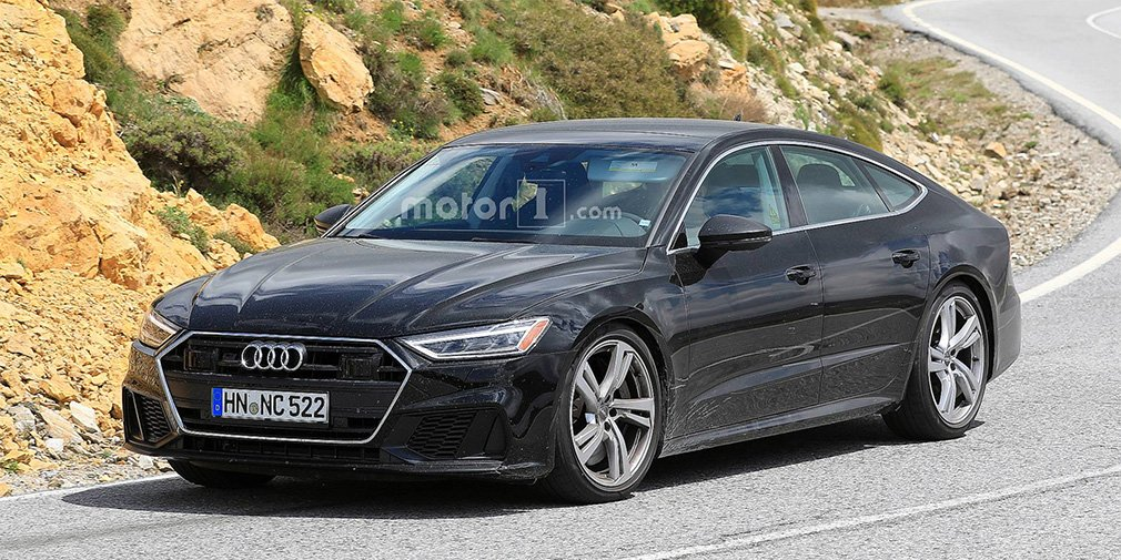 Новий Audi A7 розсекретили до прем'єри