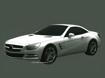 Mercedes-Benz SL отримає мотор V12