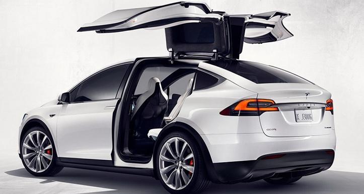Tesla Model X: вихід на ринок електричного кросовера