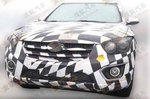 У Китаї до 2013 року на платформі Mazda6 створять паркетник