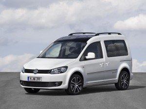 Ціна Volkswagen Caddy Edition 30 вже відома