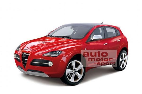 Майбутній кросовер Alfa Romeo - рішення ще не прийняте